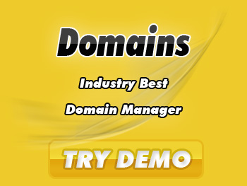 Low-priced domain name registrations & transfers